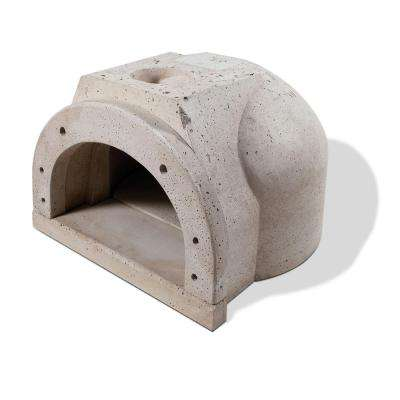 CBO-500 4-Piece 29-1/2 in. x 28-1/2 in. Wood Burning Pizza Oven