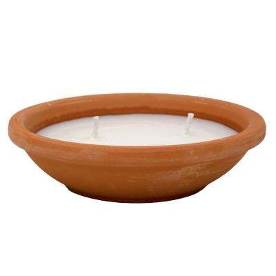 3 oz. Citronella Candle Terracotta Dish (3-Pack)