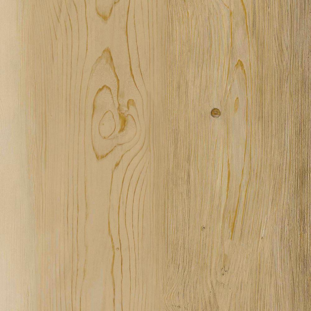 Lifeproof multi width x 47 6 in yellow pine luxury vinyl for Pine wood flooring