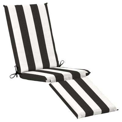 Sunbrella Cabana Classic Outdoor Chaise Lounge Cushion