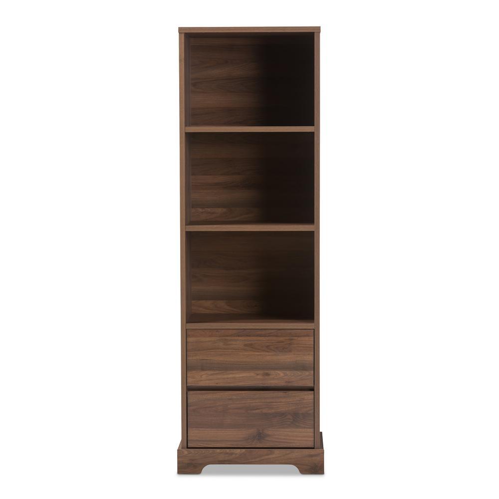 Burnwood Brown Shelf