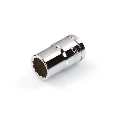 1/2 in. Drive 9/16 in. 12-Point Shallow Socket