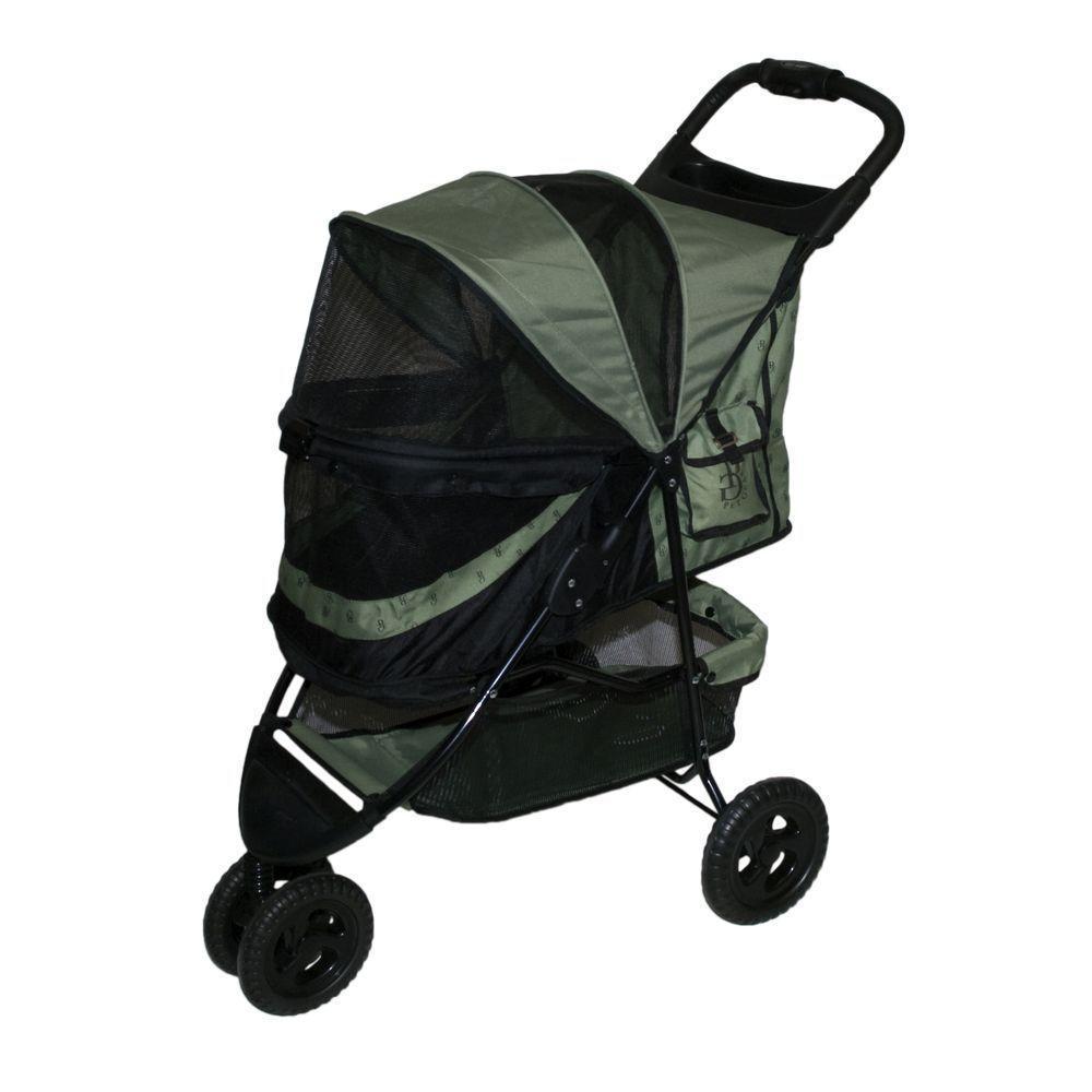 No-Zip Special Edition Sage Stroller
