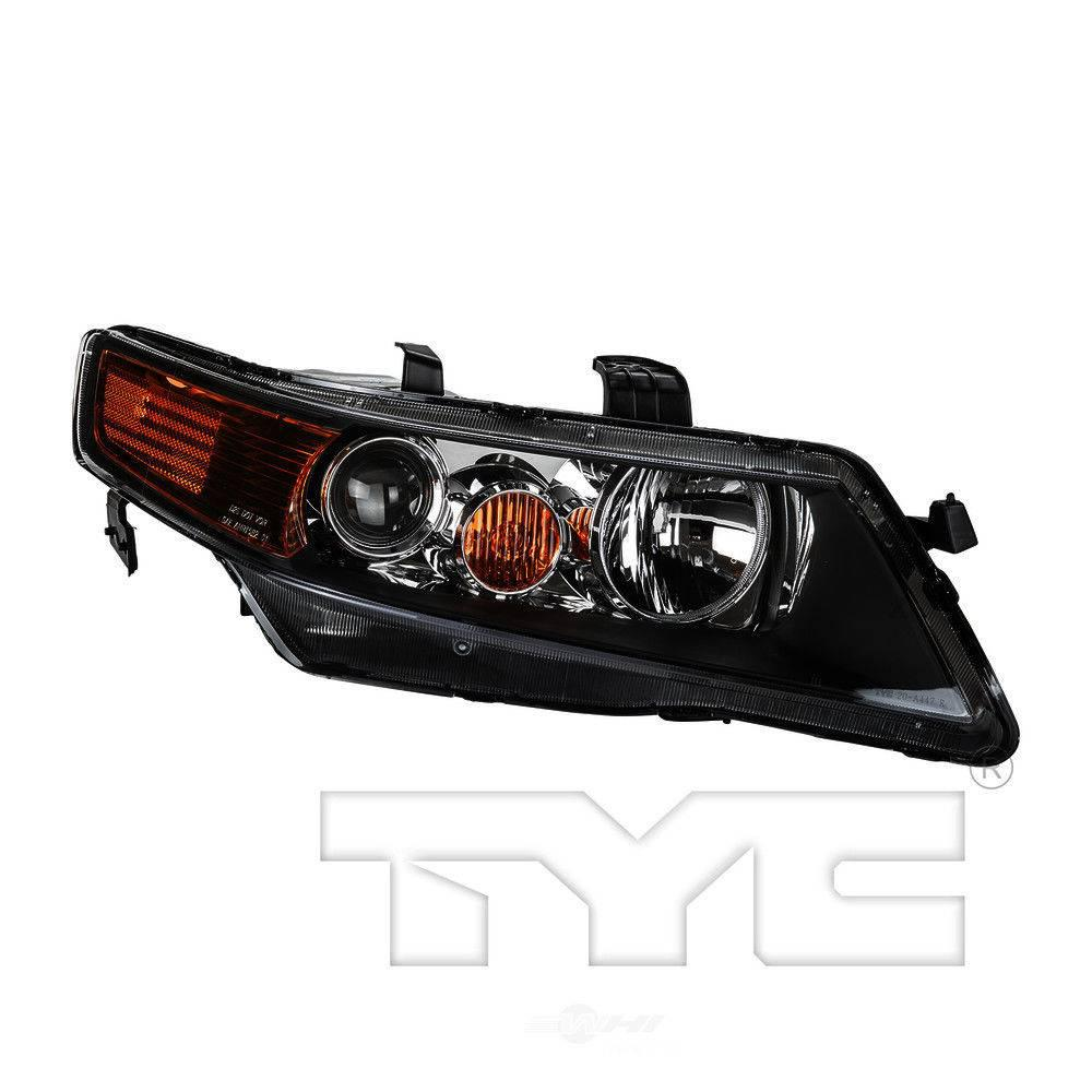 Headlight Acura TSX, Acura TSX Headlights