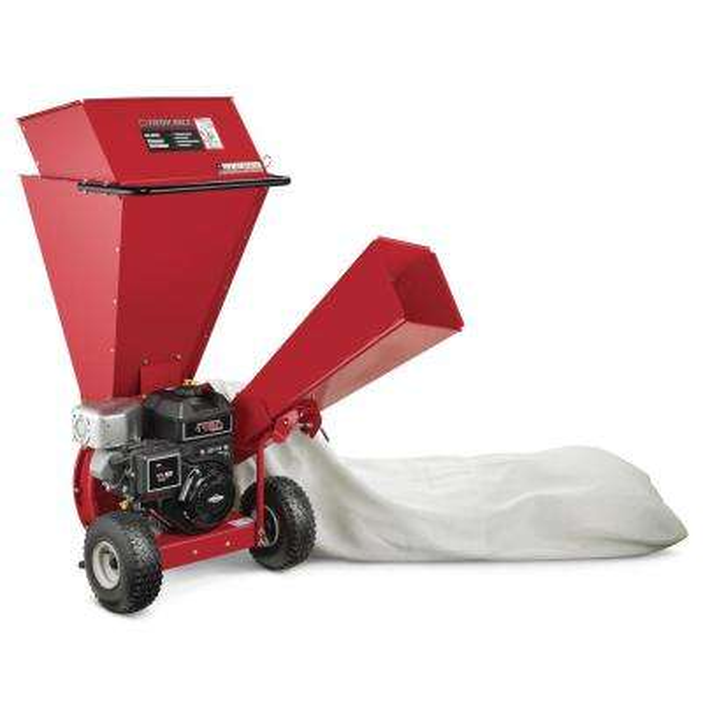 3 In 250 Cc 2 1 Upright Gas Ed Chipper Shredder