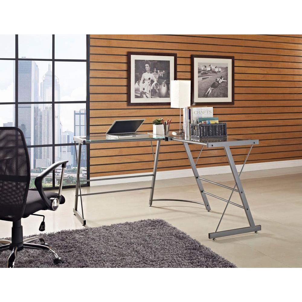 Altra Furniture Gray Desk