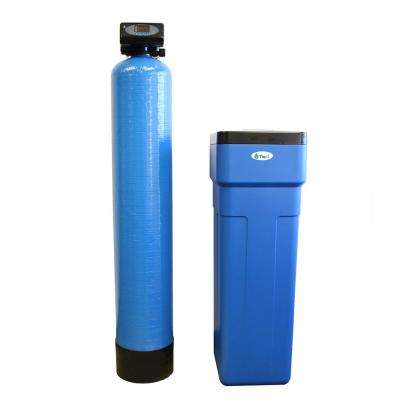 48,000 Grain Capacity 54 in. Blue Water Softener