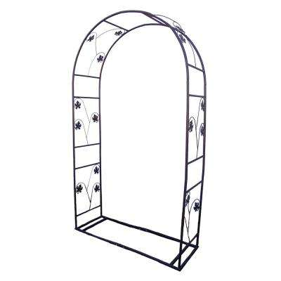 Single Leaf 88 in. x 48 in. Arbor