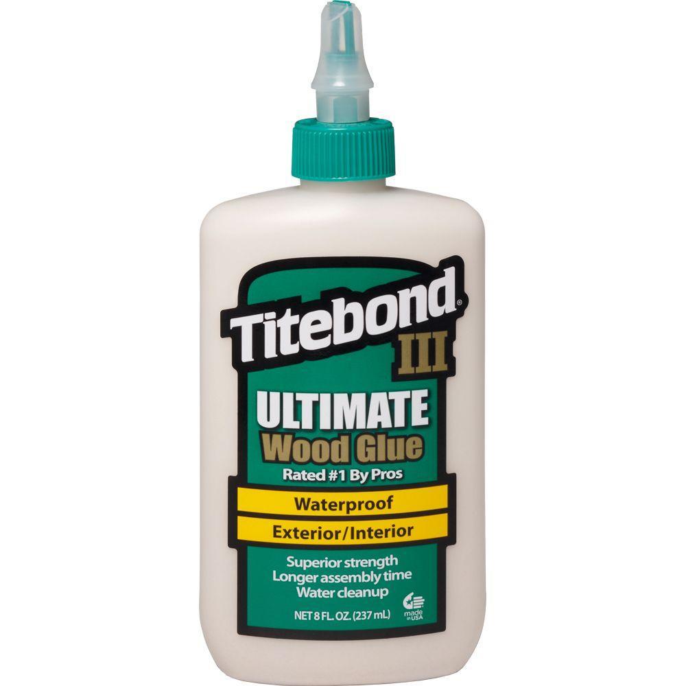 Titebond III 8 oz. Ultimate Wood Glue