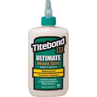 III 8 oz. Ultimate Wood Glue