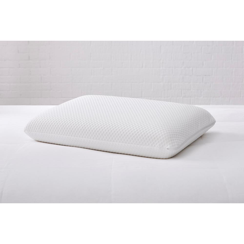 Stylewell StyleWell Memory Foam Oversized Pillow, White