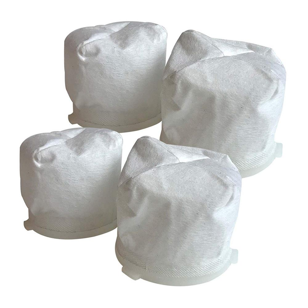4-Pack Replacement F17 Dust Cup Filters, Fits Dirt Devil, Compatible with