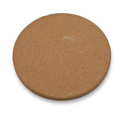 8.9 in. Dia Round Pizza Stone