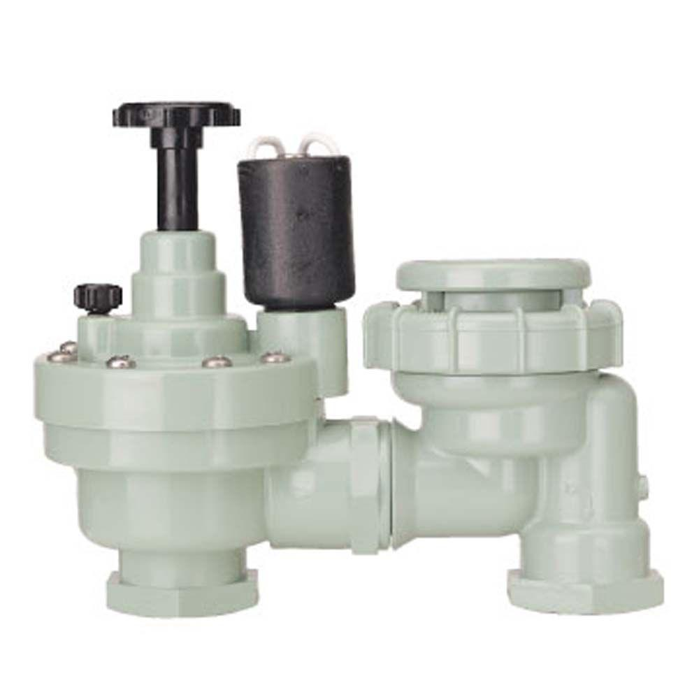 3 4 In 150 Psi Rj Anti Siphon Valve With Flow Control