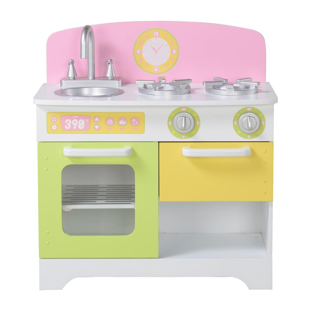 Coco And Michelle Sweet Play Kitchen Refrigerator Set