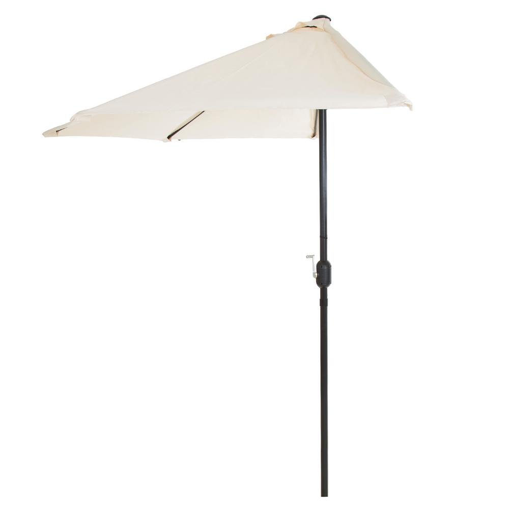 umbrella outoor it window battery led wall ideas balcony design pictures home and half worth operated patio bistro