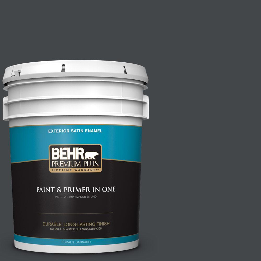 Exterior Paint - Blacks - Paint Colors - Paint - The Home Depot