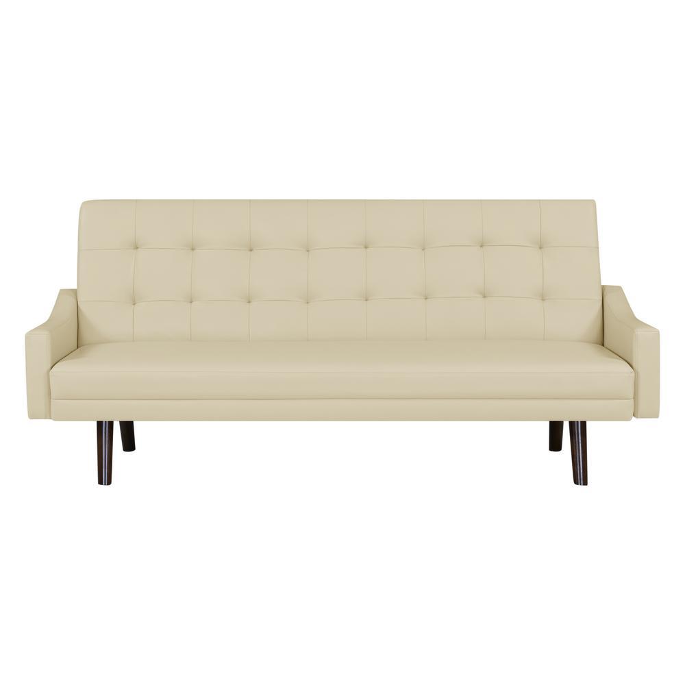 Convertible White Sofas Loveseats Living Room