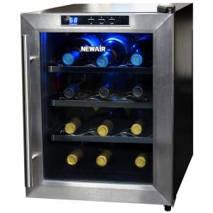 Click here to buy NewAir 12-Bottle Thermoelectric Wine Cooler by NewAir.