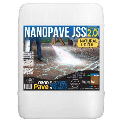 46 lb. NanoPave JSS Ghost 2-in-1 Joint Stabilizer and Sealer Bottle