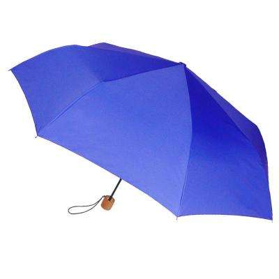 44 in. Arc Mini Umbrella in Cobalt