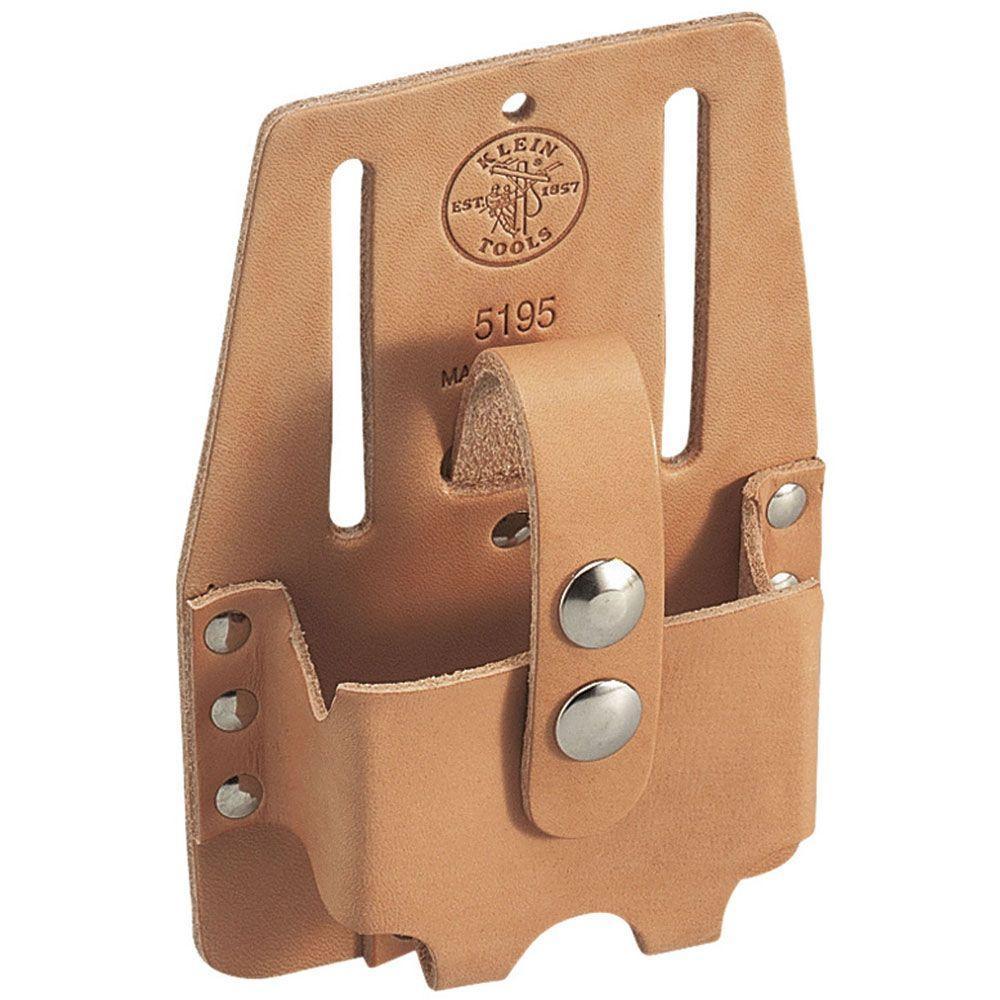Medium Leather Tape-Rule Holders