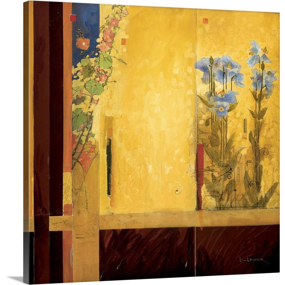 GreatBigCanvas ''Himalayan Memory'' by Don Li-Leger Canvas Wall Art 2542825_24_24x24