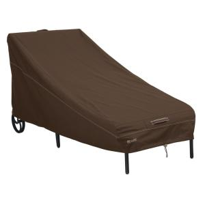 Madrona Rainproof 66 in. Patio Chaise Cover