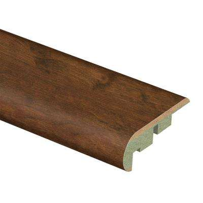 Keller Cherry 3/4 in. Thick x 2-1/8 in. Wide x 94 in. Length Laminate Stair Nose Molding