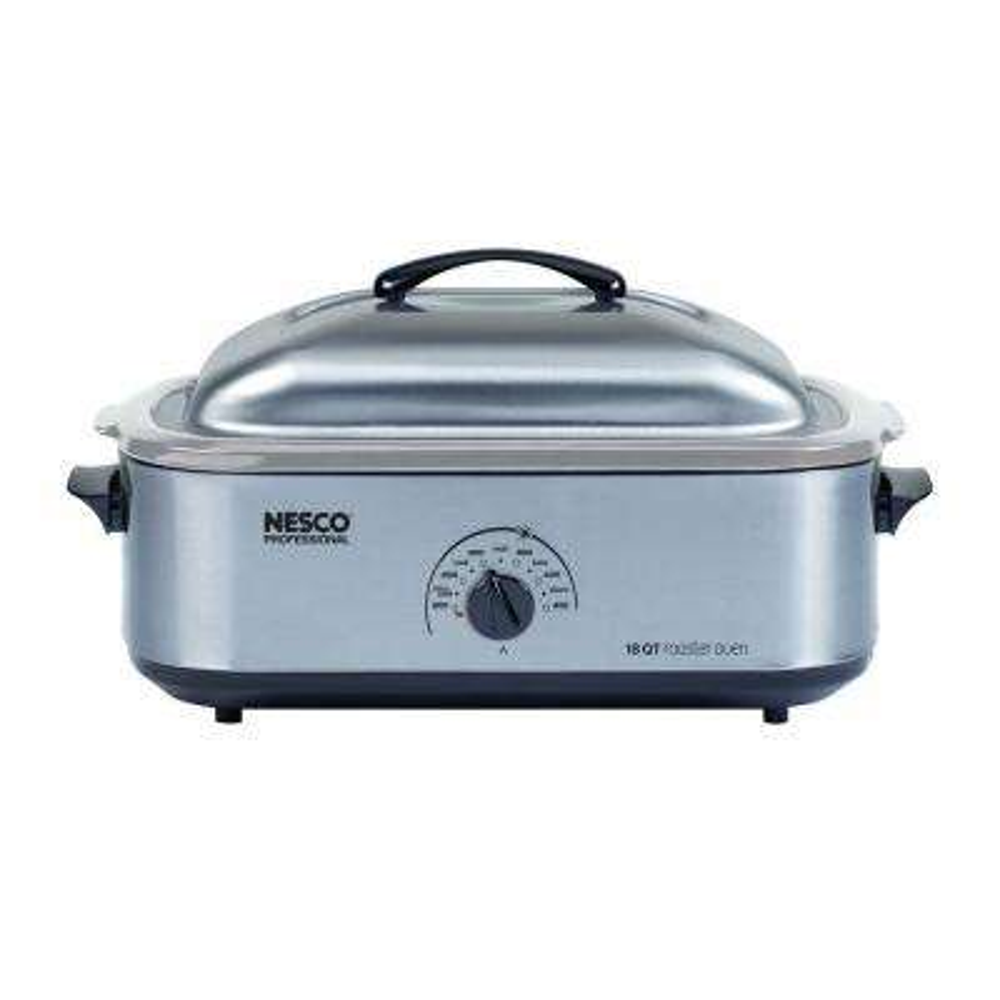 18 Qt. Roaster Oven
