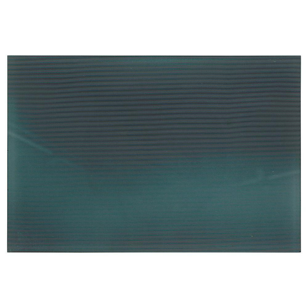 Jeffrey Court Hi-Tech Gray 8 in. x 12 in. x 7.93 mm Glass Wall Tile (7.99 sq. ft. / case)