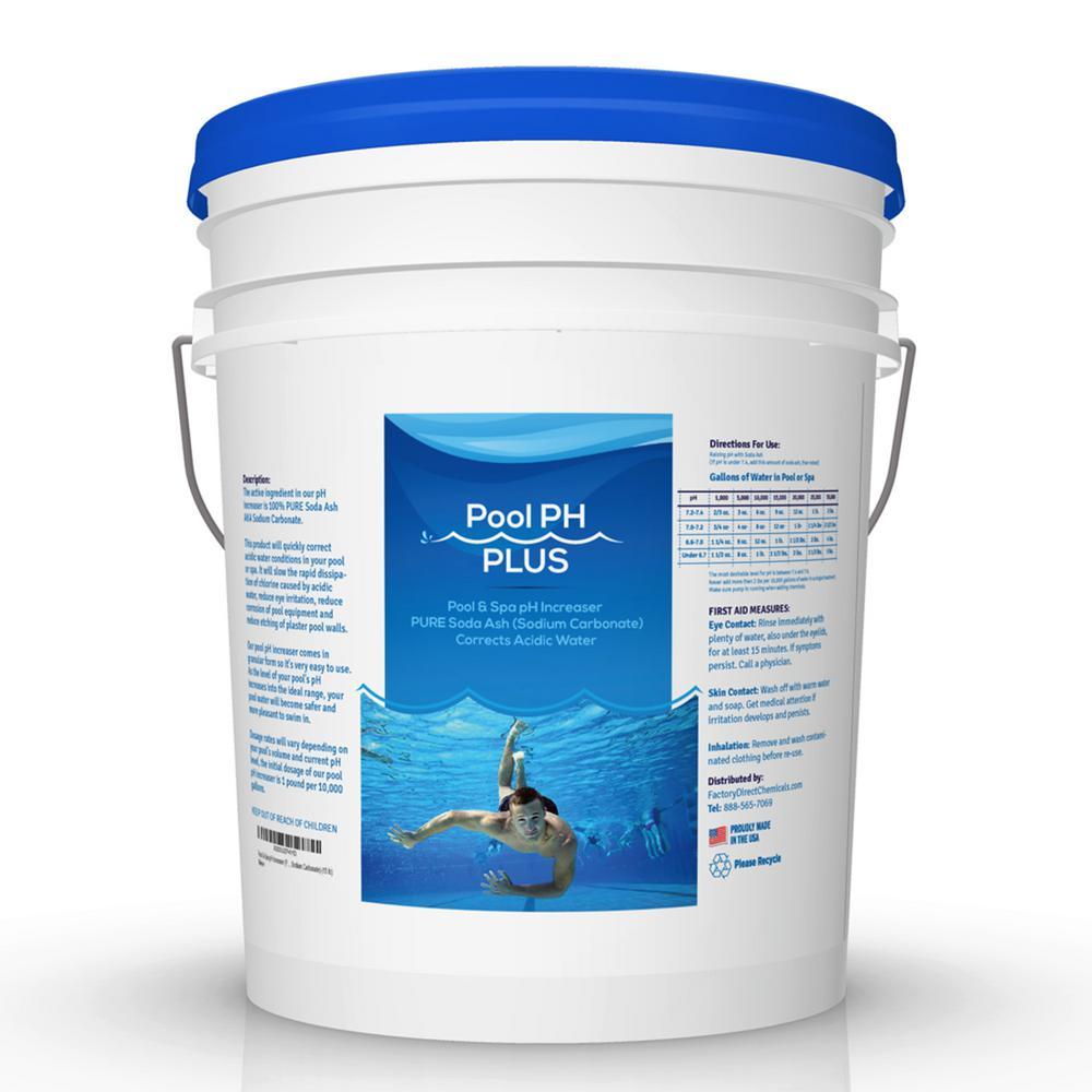 15 lbs. Pool PH Increaser Pail