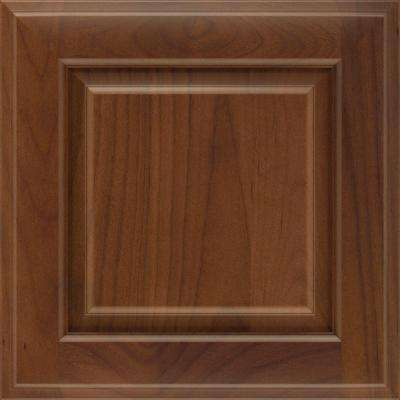 14.5x14.5 in. Braddock Cabinet Door Sample in Barrel