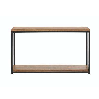 Anjou Natural Console Table
