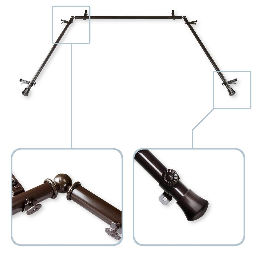rod lockseam curtain rods clearance p sets in desyne