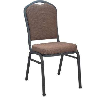 Premium Java Fabric Crown Back Banquet Chair (Set of 50)