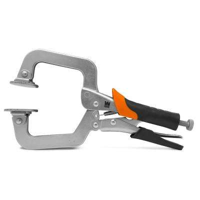3 in. Face Clamp for Woodworking and Pocket Hole Joinery