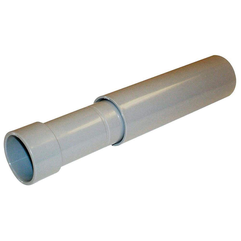 1-1/4 in. Schedule 40 PVC Expansion Coupling (Case of 5)