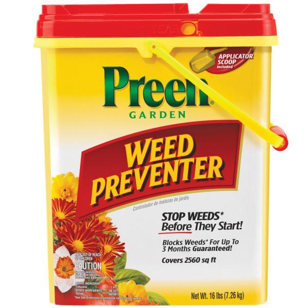 16 lbs. Garden Weed Preventer