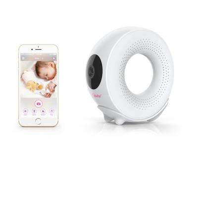 M2S Plus 1080p Full HD Wi-Fi Digital Video Baby Monitor with Night Vision