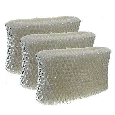 Replacement Wick Filter for Honeywell HAC-504AW HCM-530 HCM-535-20 (3-Pack)
