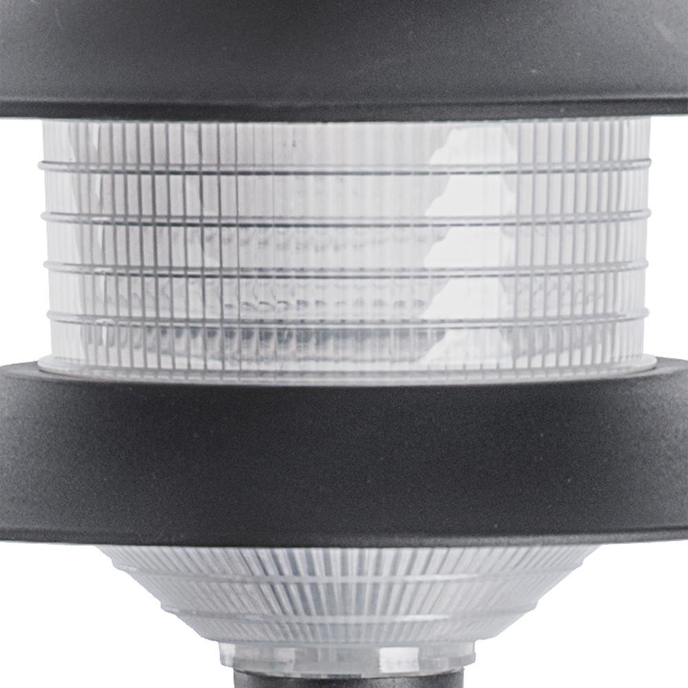 Paradise  Black  Low Voltage  4 watts Incandescent  Spot Light  1 pk