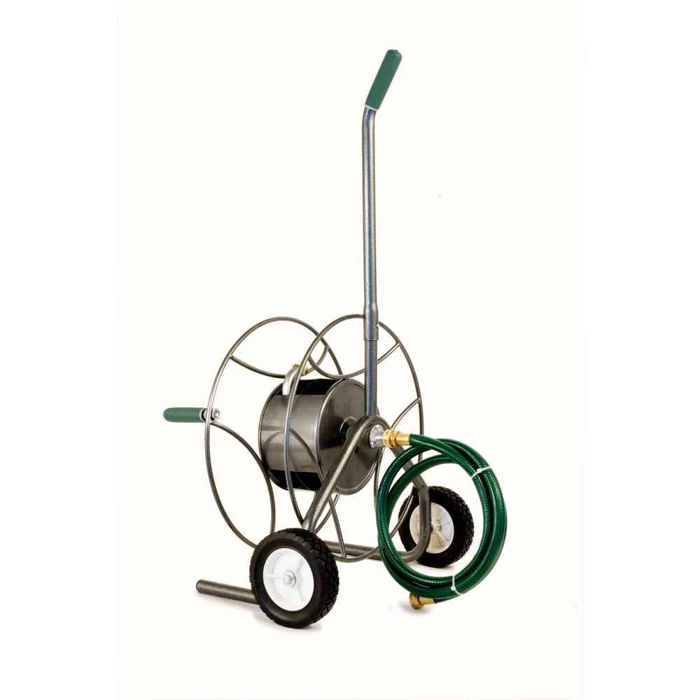 Lewis Tools 2-Wheel Compact Hose Truck