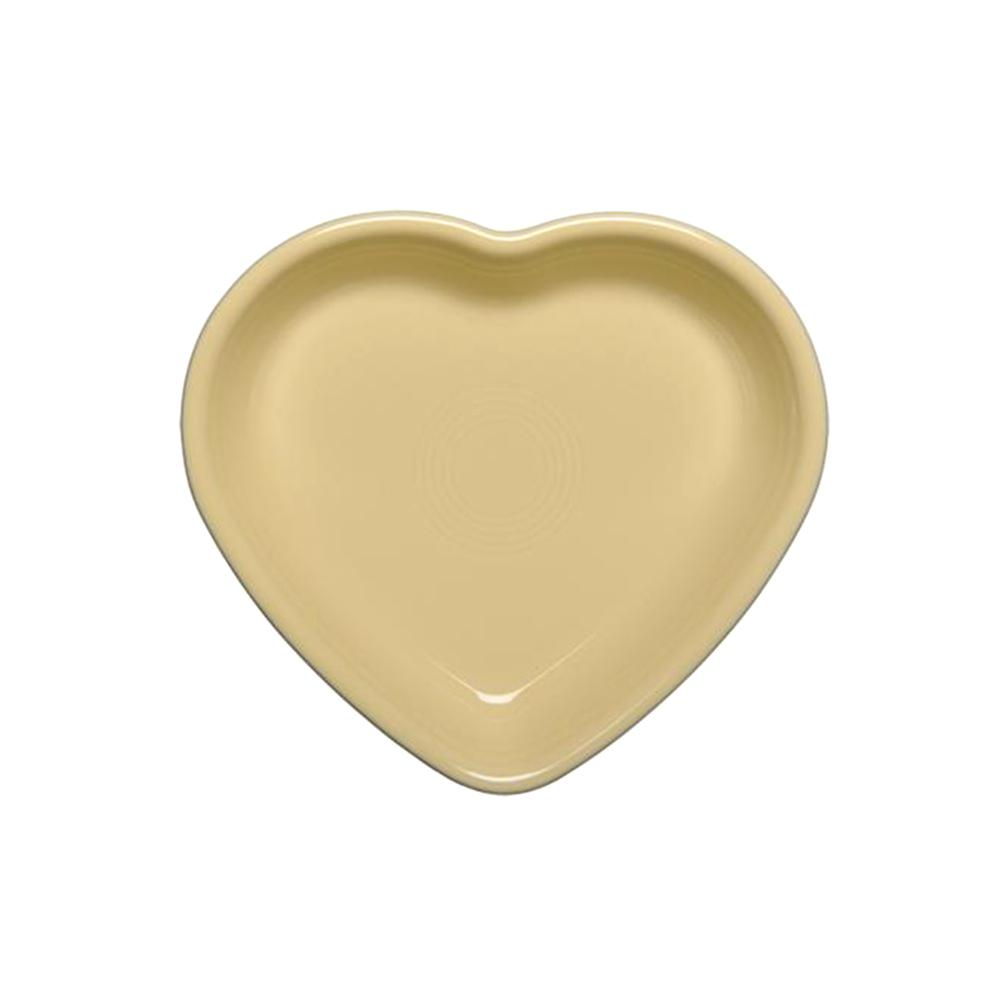17 oz. Ivory Medium Heart Bowl