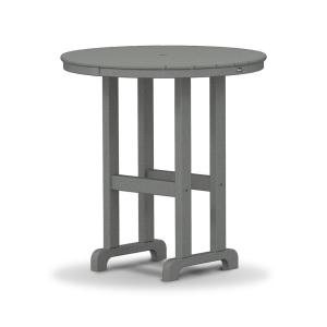 Trex Outdoor Furniture Monterey Bay 36 inch Stepping Stone Round Patio Counter Table by Trex Outdoor Furniture