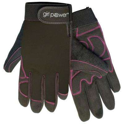 MGP100 Black Women's Mechanics Gloves