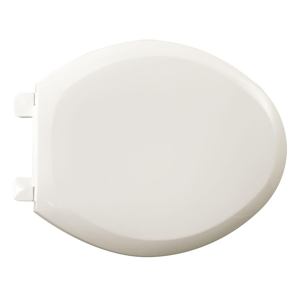 Cadet 3 Slow-Close Elongated Closed Front Toilet Seat in White