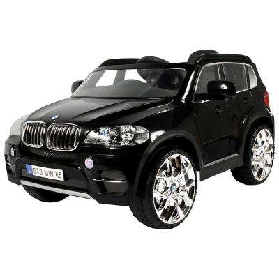 6-Volt Black BMW X5