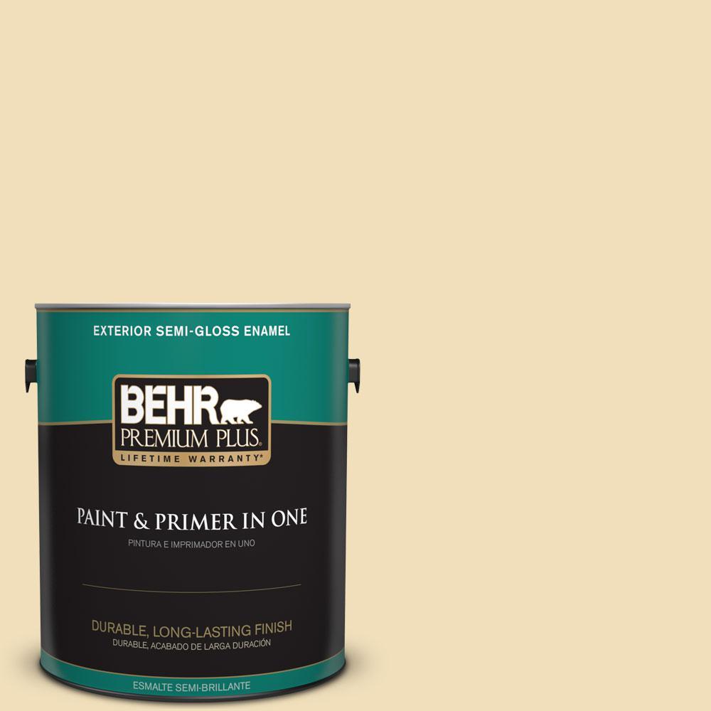 1-gal. #M320-3 Brushstroke Semi-Gloss Enamel Exterior Paint