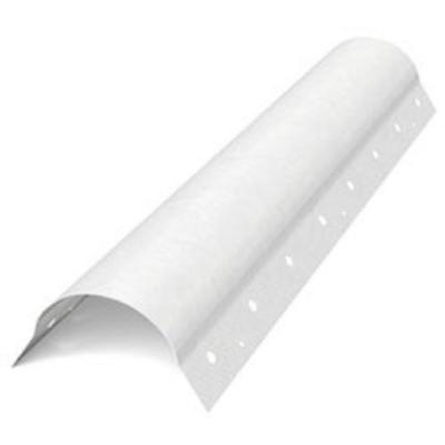 Gibraltar Building Products 8 Ft Paper Faced Taped Outside Bullnose Corner Bead Bntop8 The Home Depot